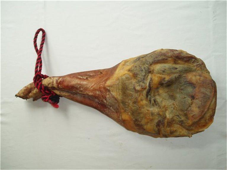 Paletilla curada, 1 ud