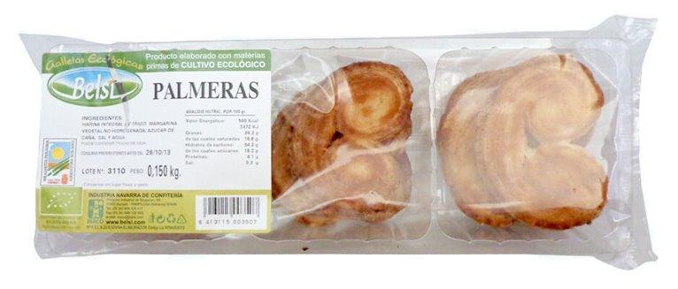 Palmeras De Trigo, 150 gr