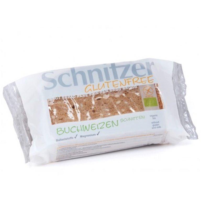 Pan Buchweizen S/G Sarraceno Maiz Soja, 1 ud