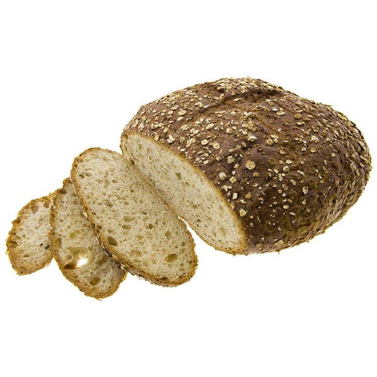 Pan Cabezón de Trigo Khorasan Kamut® Integral con Cereales 450g (sin cortar), 1 ud