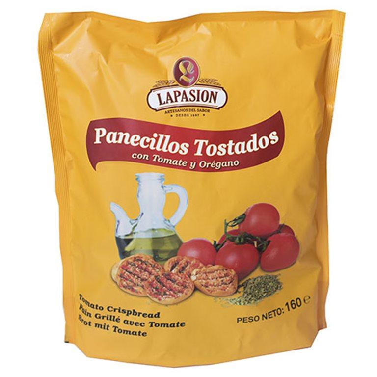 Pan con tomate y orégano | 12 paquetes