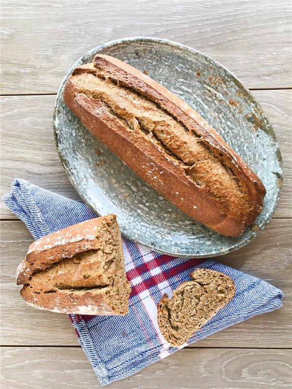 Pan de centeno 250g