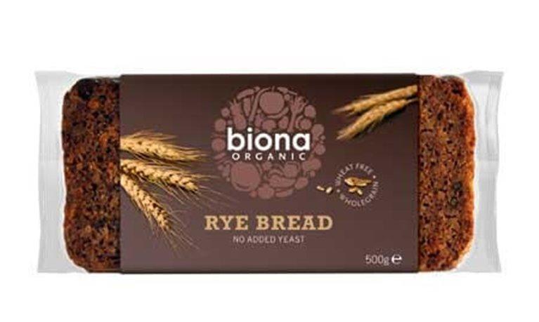 Pan de centeno - Biona