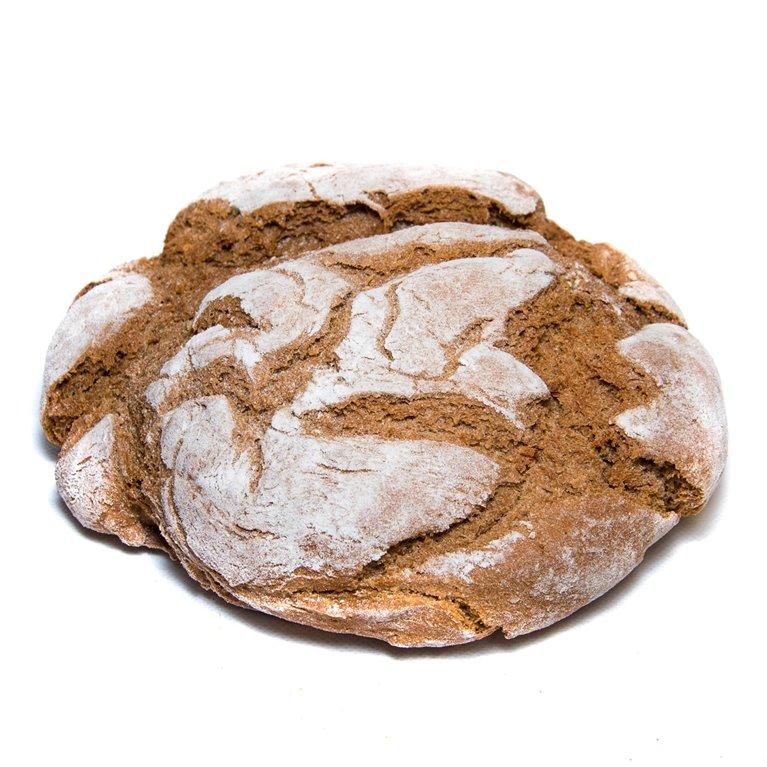 Pan de centeno Gallego de Lugo