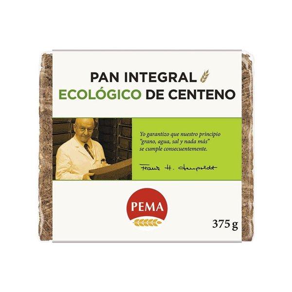 Pan de Centeno Integral Bio 375g