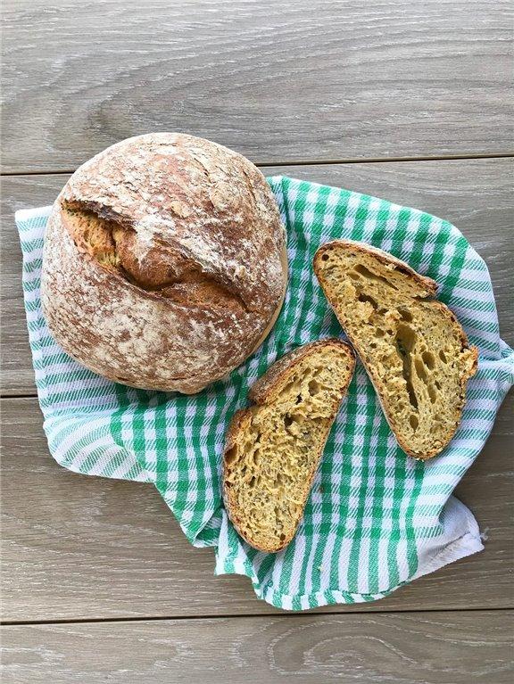 Pan de Chia 250g