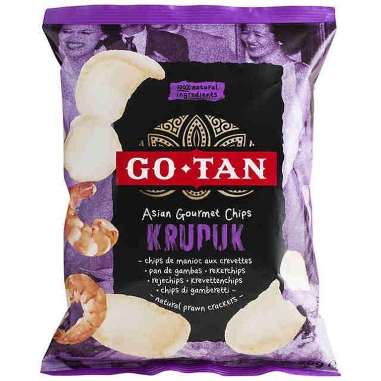 Pan de Gambas Chips Crujientes 50g