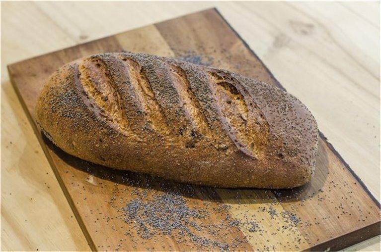Pan de higo ciruelas y nueces