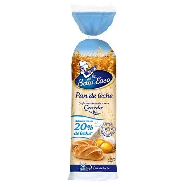 La Bella Easo - Pan de leche