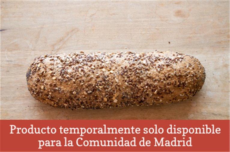 Sourdough Bread made of spelt loaf with cereals (600gr)