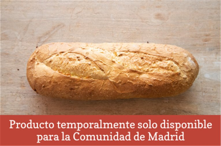 Sourdough Bread of corn loaf with sunflower seeds (600gr)