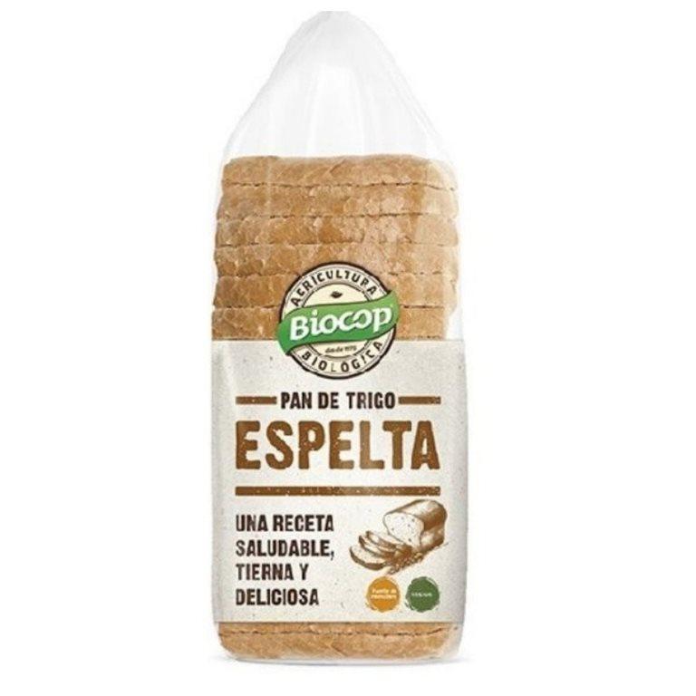 Pan de Molde Blando de Espelta Bio 400g
