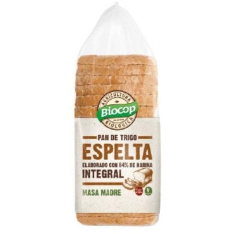Pan de Molde de Espelta Integral Bio 400g