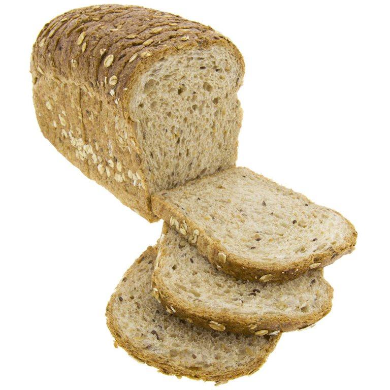 Pan de Molde de Espelta Integral con Cereales 450g Ecológico Artesano, 1 ud