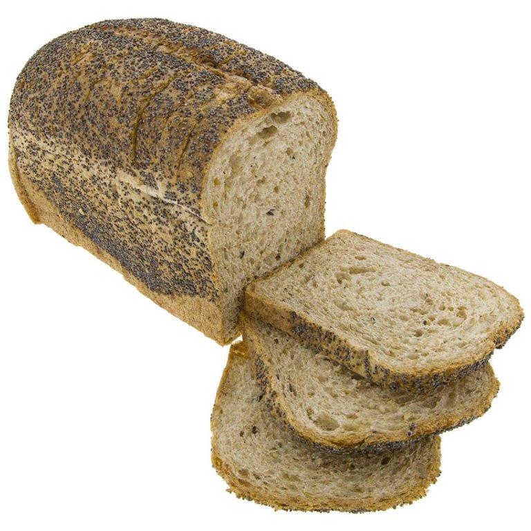 Pan de Molde de Espelta Integral con Semillas 450g Ecológico Artesano, 1 ud