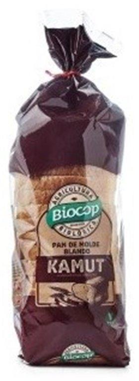Pan de Molde de Kamut Bio 400g, 1 ud