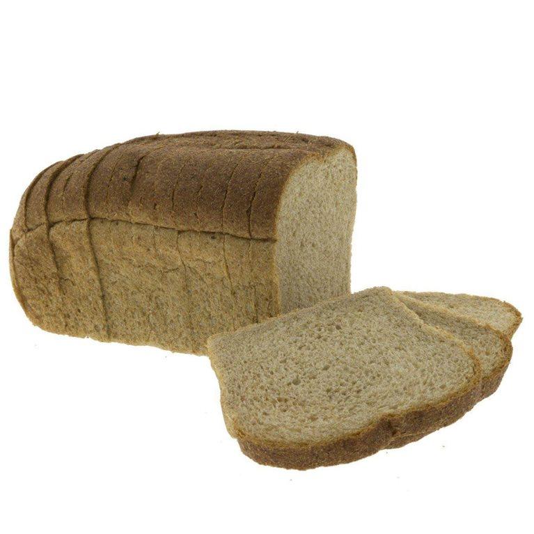 Pan de Molde de Trigo Integral 400g Ecológico, 1 ud
