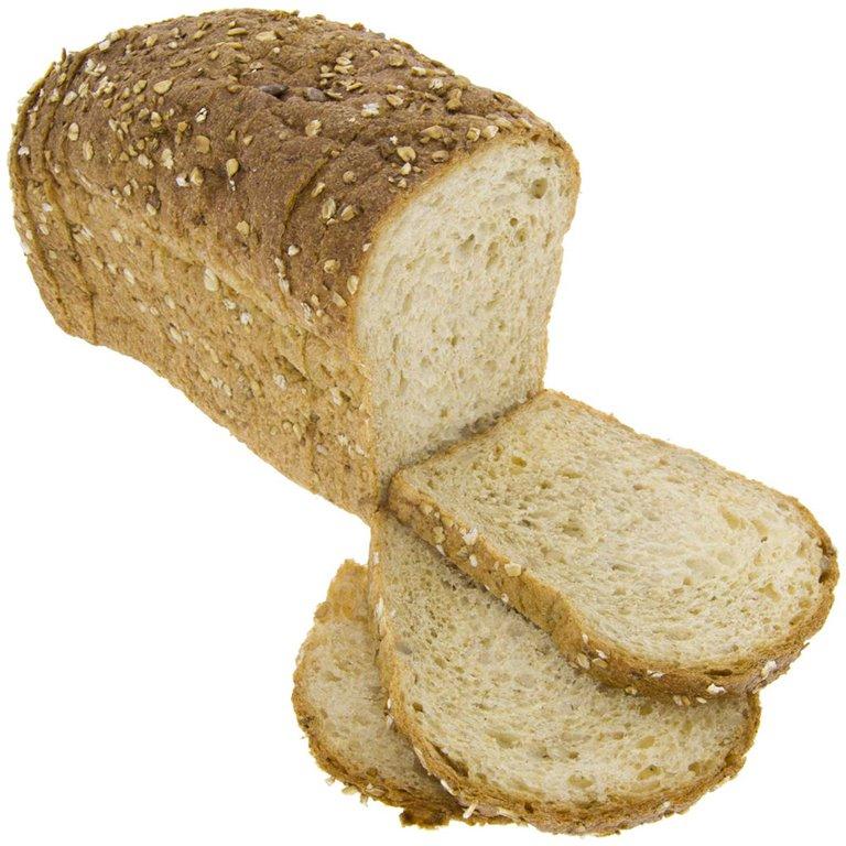 Pan de Molde de Trigo Khorasan Kamut® Integral con Cereales 450g Ecológico, 1 ud