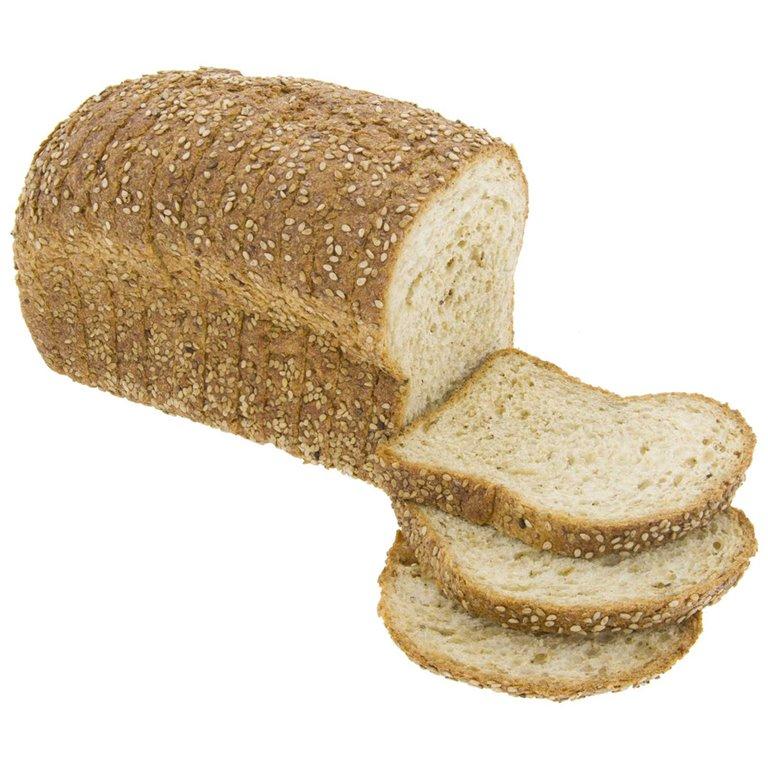 Pan de Molde de Trigo Khorasan Kamut® Integral con Sésamo 450g Ecológico Gourmet, 1 ud