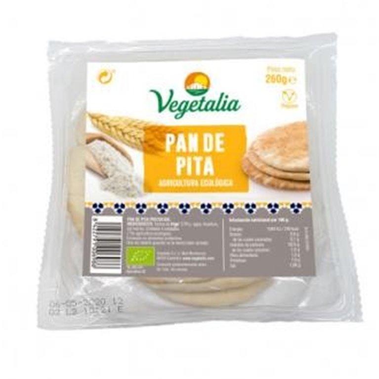 Pan de Pita Bio 280g