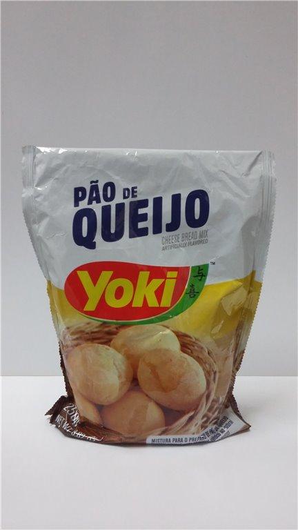 PAN DE QUEIJO YOKY BOLSA 250 GR