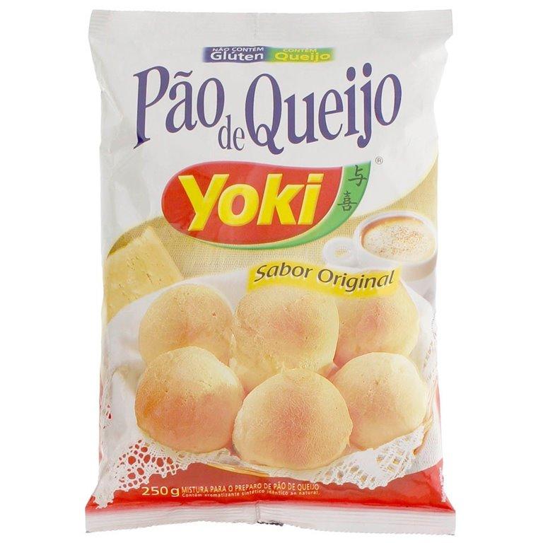 Harina para Pan de Queso Brasileño 250g, 1 ud
