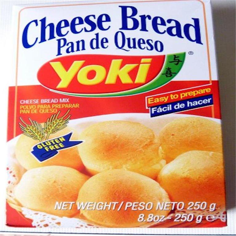 Pan de Queso Yoki 250g, 1 ud