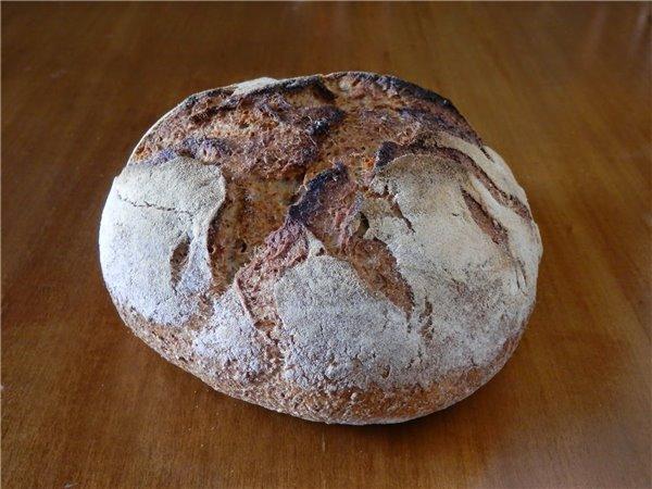 Barrita de pan gallego