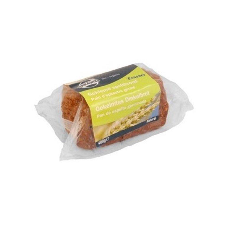 Pan germinado de espelta, 1 ud
