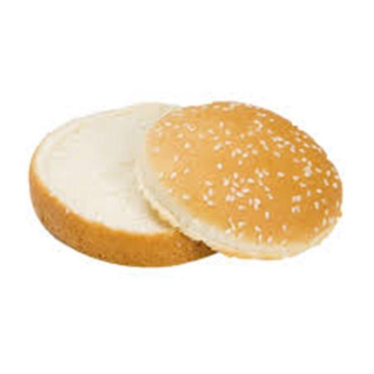 Pan para hamburguesas (4 maxi burguer), 1 ud