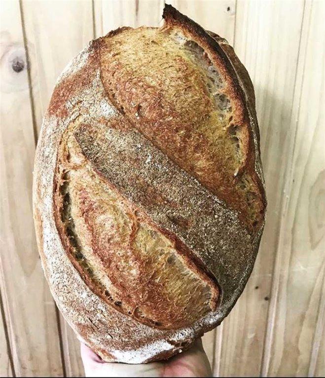 Sliced Village Bread 500gr - La Miguiña