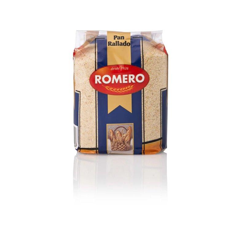 Pan Rallado Pastas Romero