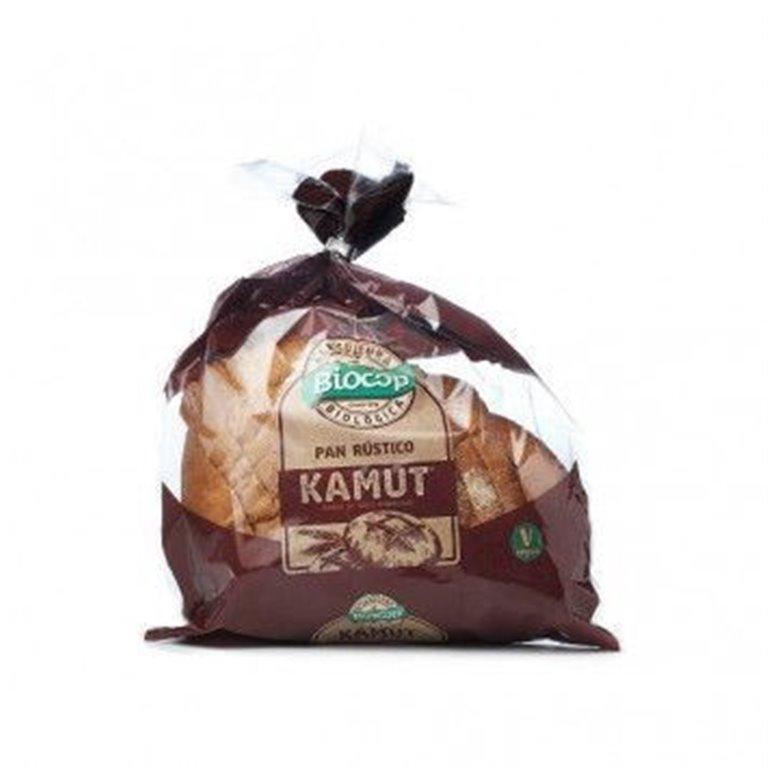 Pan Rústico Blando de TRIGO khorasan KAMUT® Bio 350g