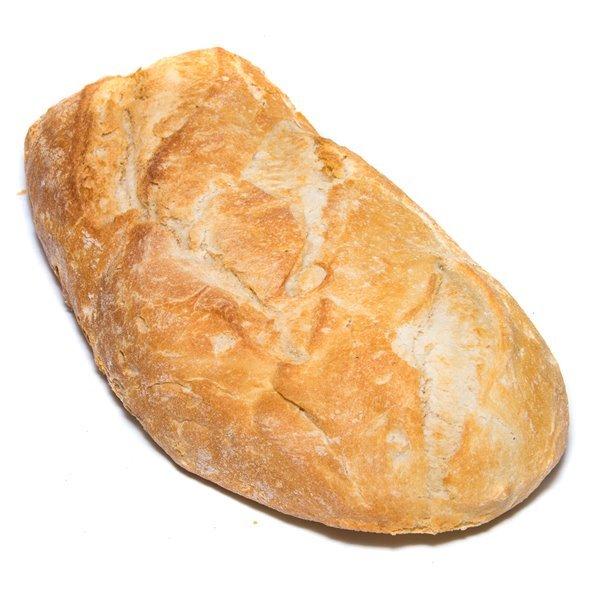 Pan sarraceno triple fermentado con aceitunas y cereales