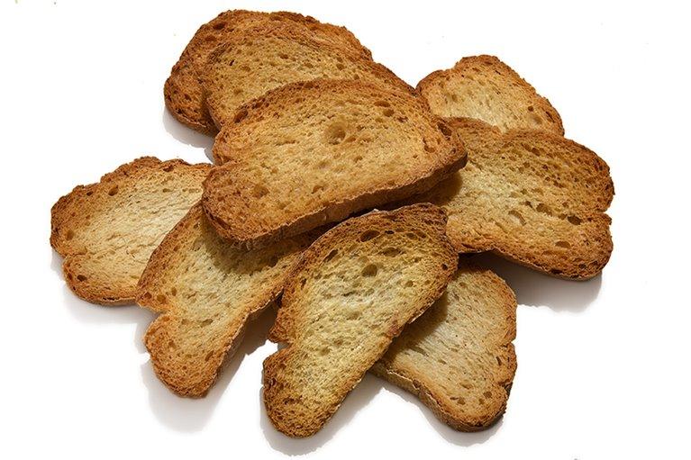 Chapata toast