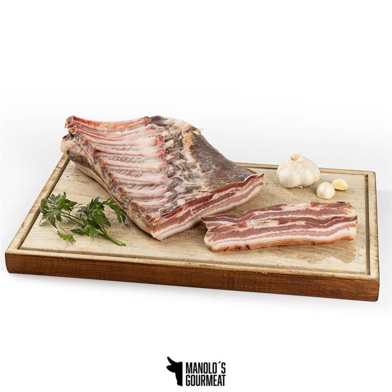 Panceta salada (350 grs.)
