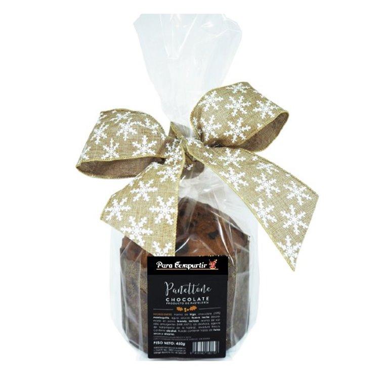 Panettone de Chocolate Para Compartir 500 gr., 1 ud