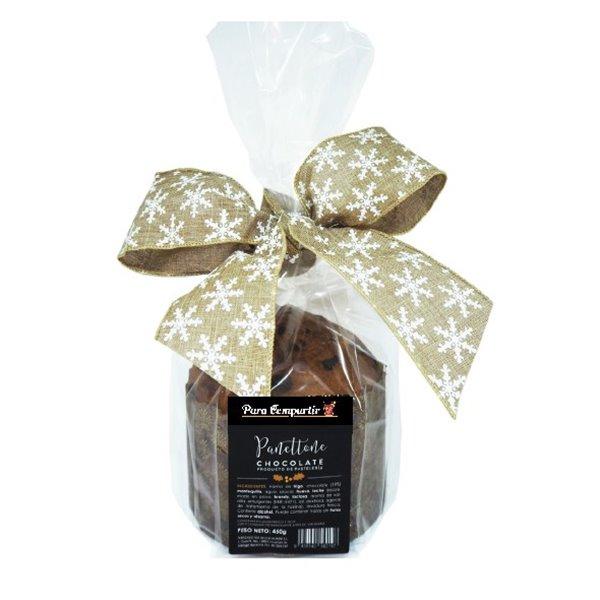 Panettone de Chocolate Para Compartir 500 gr.