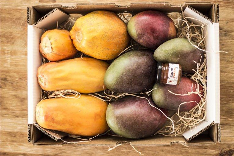 Papamango Box