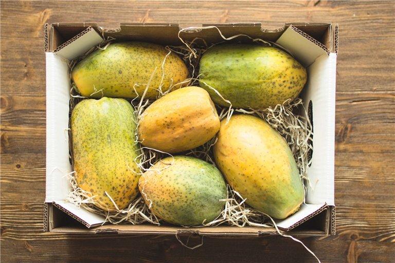 Papaya Box