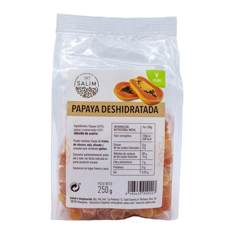 Papaya Deshidratada 250g