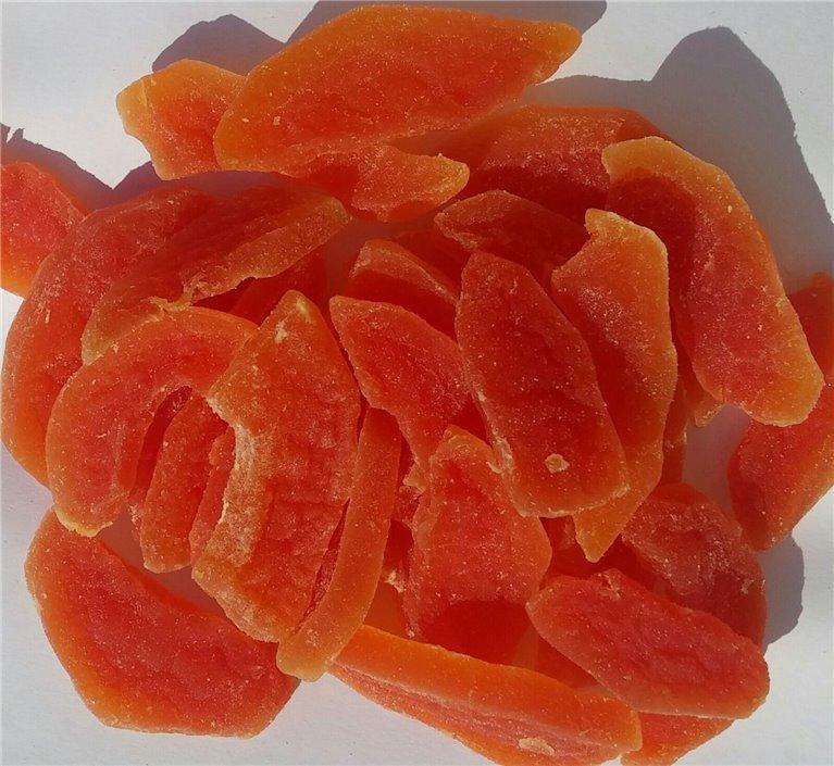Papaya Natural trozos 250g, 1 ud