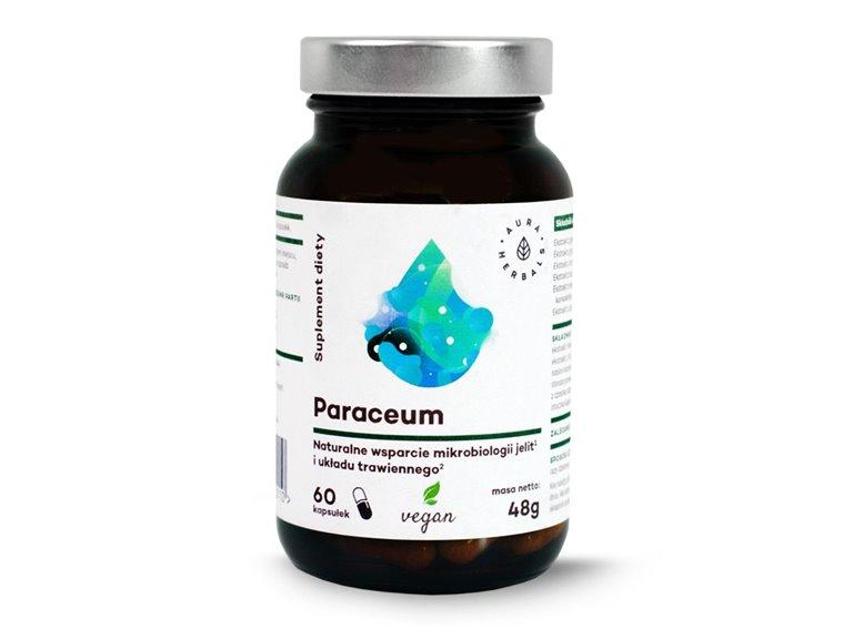 Paraceum - Microbiología intestinal y Digestiva - 60 cápsulas