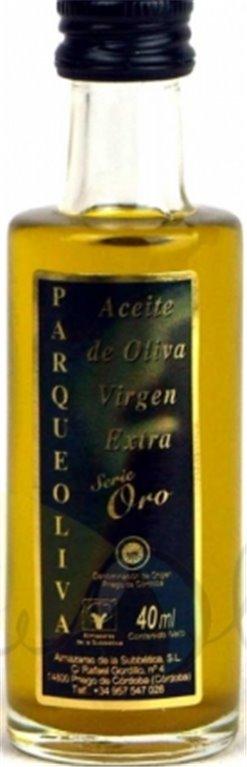Parqueoliva Serie Oro 40ml. Caja de 126 uds., 1 ud
