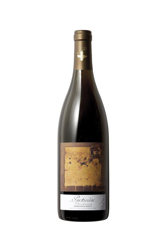 Particular Chardonnay fermentado en barrica