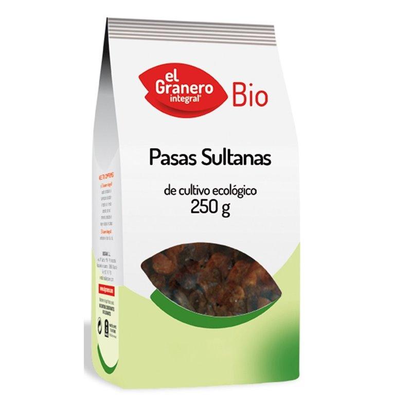 Pasas Sultanas Bio 250g