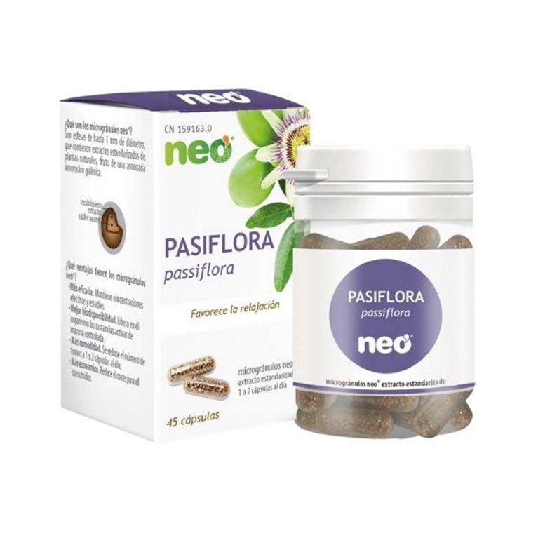 Pasiflora Neo 45 Cápsulas