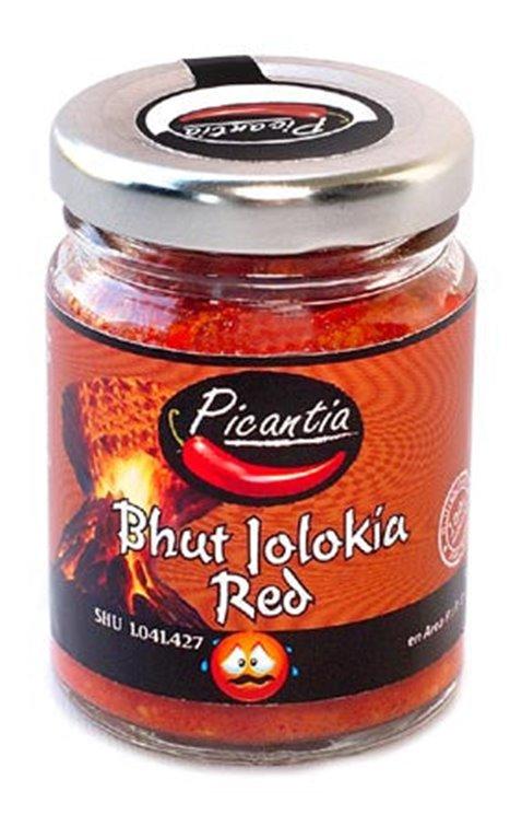 Pasta Bhut Jolokia 106ml
