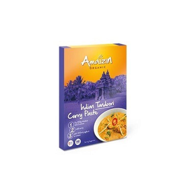 Pasta Curry Tandoori India