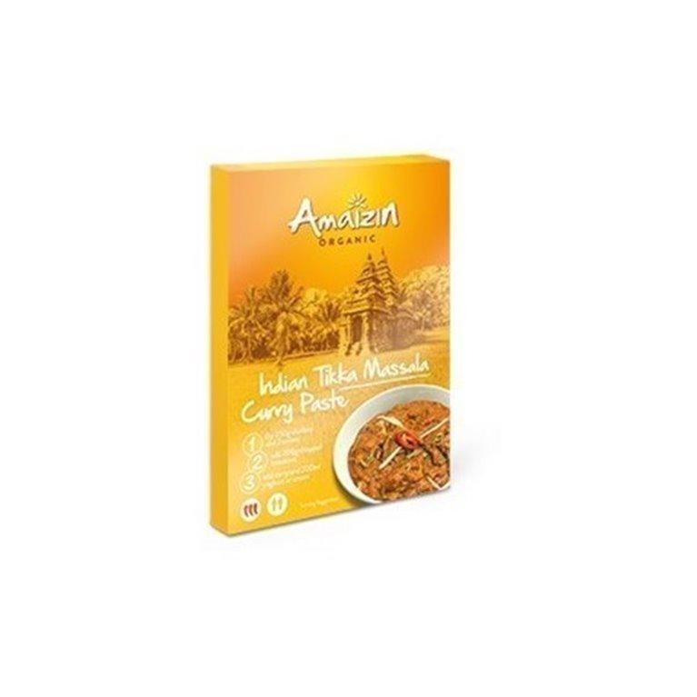 Pasta Curry Tikka Massala India